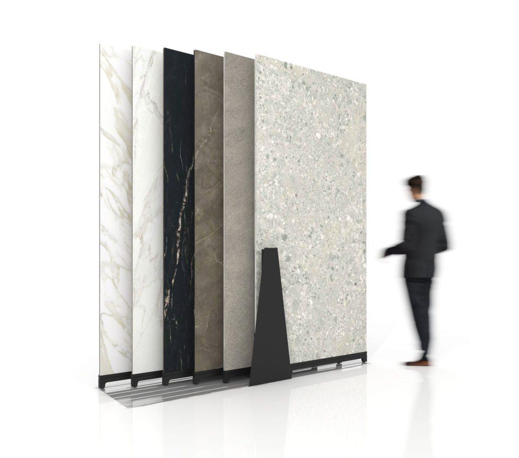 Kansas, large format tile display