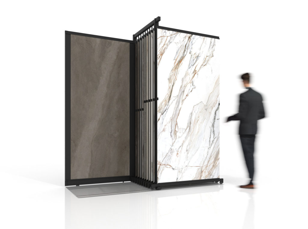 Utah, large format tile display