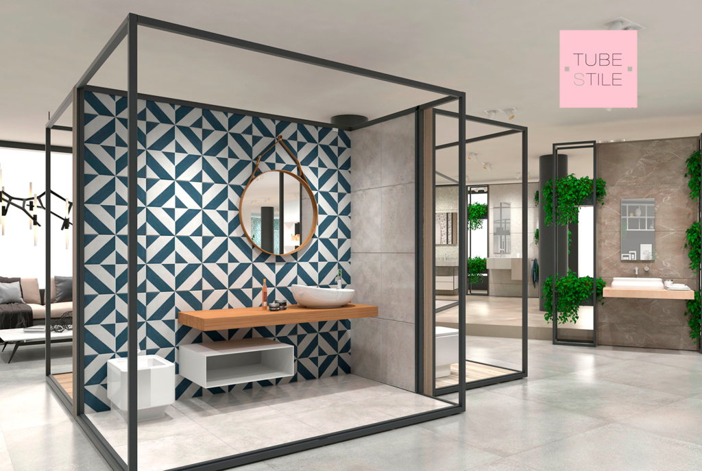Tubestile the new tile and bathroom displays