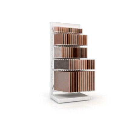 Estanterías expositoras de azulejos File A1