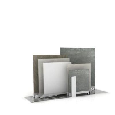 Mueble expositor de azulejos Kansas L 6P One Face