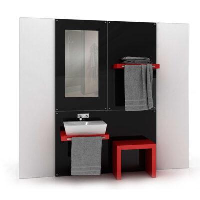 Mueble expositor de baño Lisboa 2
